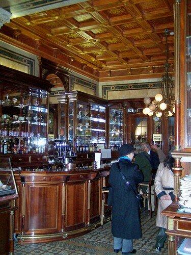 Vienne-café Demel
