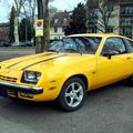Chevrolet monza 2+2 hatchback 3door coupe V8 01
