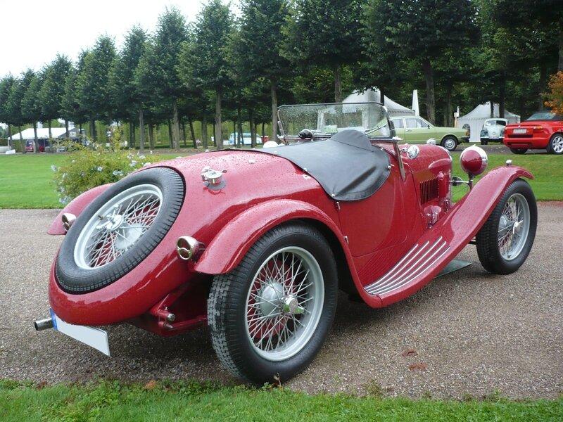LAGONDA Rapier Sport Tourer 1934 Schwetzingen (2)