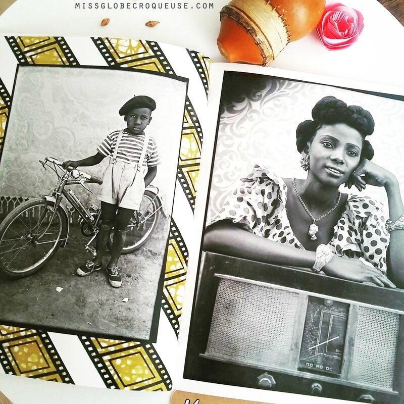 r+c-magazine connaissance des arts seydou keita-petit garçon beret et femme reveuse