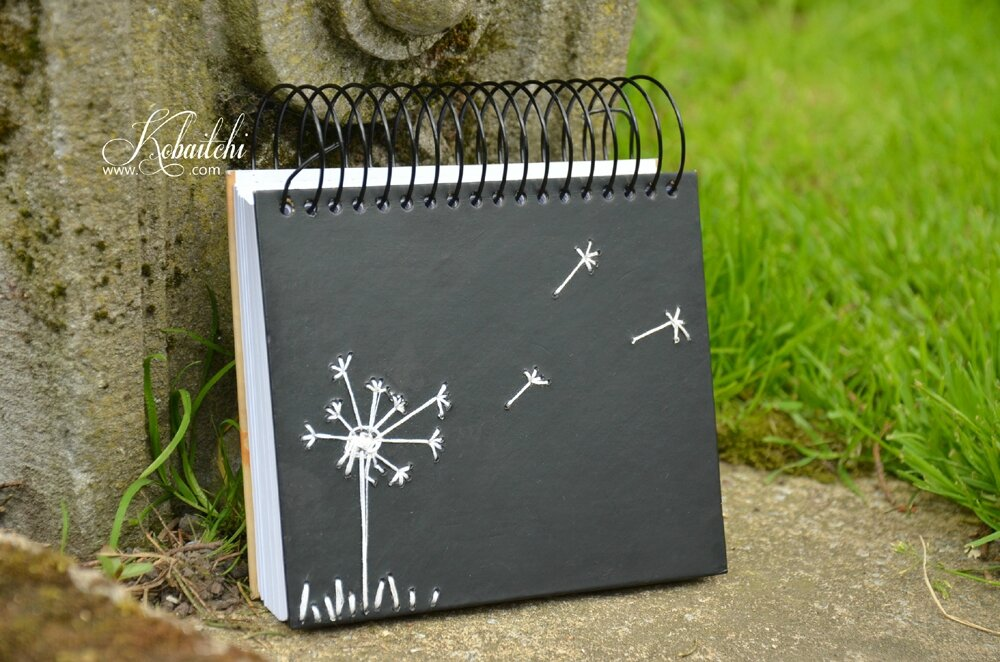 Dandelion notebook (6)
