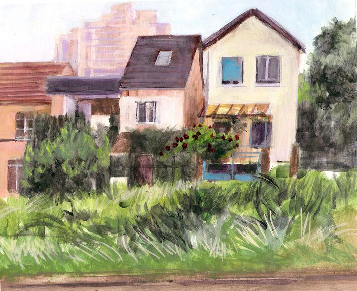 Maisons penchéessmall
