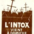 L'Intox... ( Affiche des tudiats des Beaux Arts )