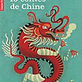 Légendes chinoises