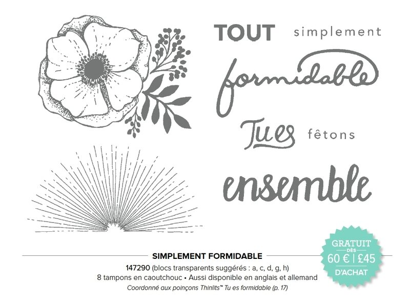 simplement formidable SAB18