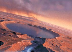 gusev_crater_with_water