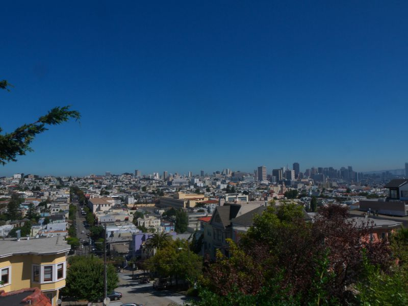 San Francisco Vue Panorama