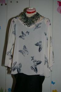 marinière butterfly !