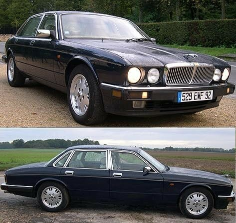 JAGUAR - XJ40 Sovereign 4.0L - 1995