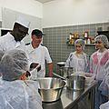 atelier de cuisine africaine