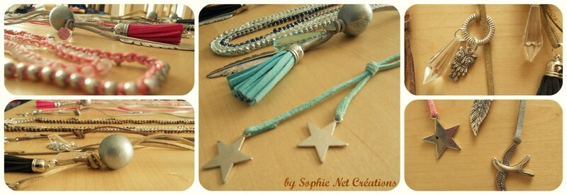 Chouette Kit Collier...