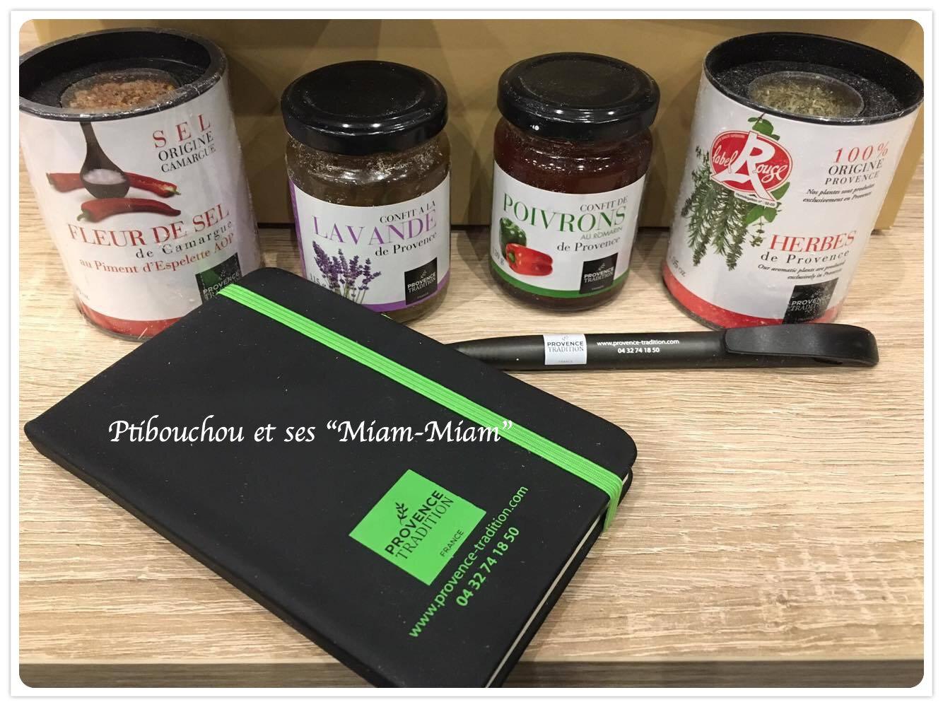 Provence tradition mon 56 me partenariat blogs de cuisine for Partenariat cuisine