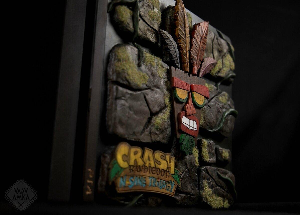 Crash Bandicoot N. Sane Trilogy PlayStation 4 Edition