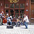 Les Gadjo Loco, rue Mercière