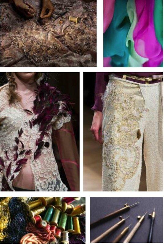 Antonio Ortega. Couturier | « Ma vision de la couture évolue comme un tableau. »