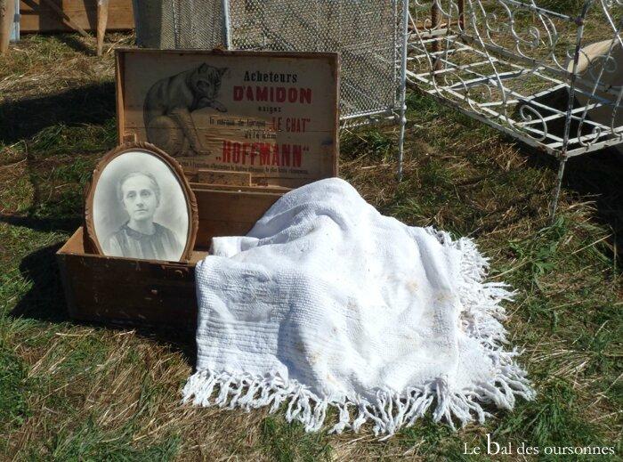 86 Brocante Farfouille Leyment Amidon Le chat Hoffmann