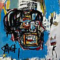 A masterpiece by jean-michel basquiat to lead sotheby's contemporary art evening auction