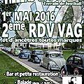 1er mai rassemblement vag et voitures anciennes