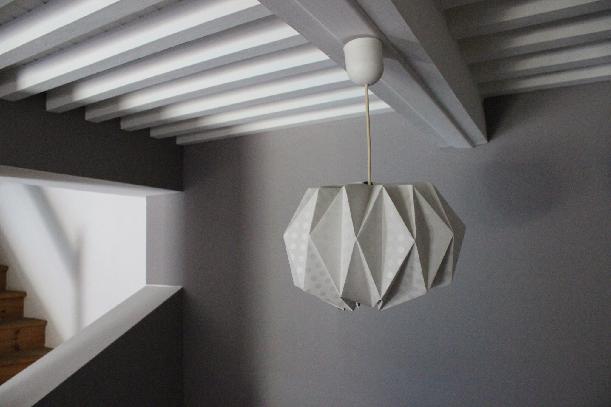 tuto origami suspension