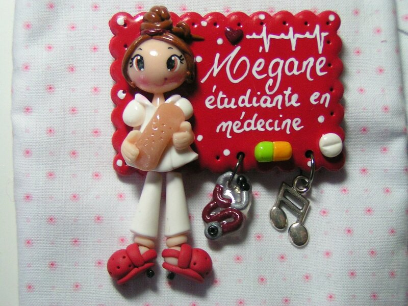 badge Mégane
