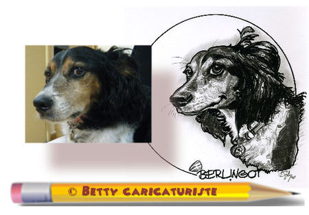 caricature_chien