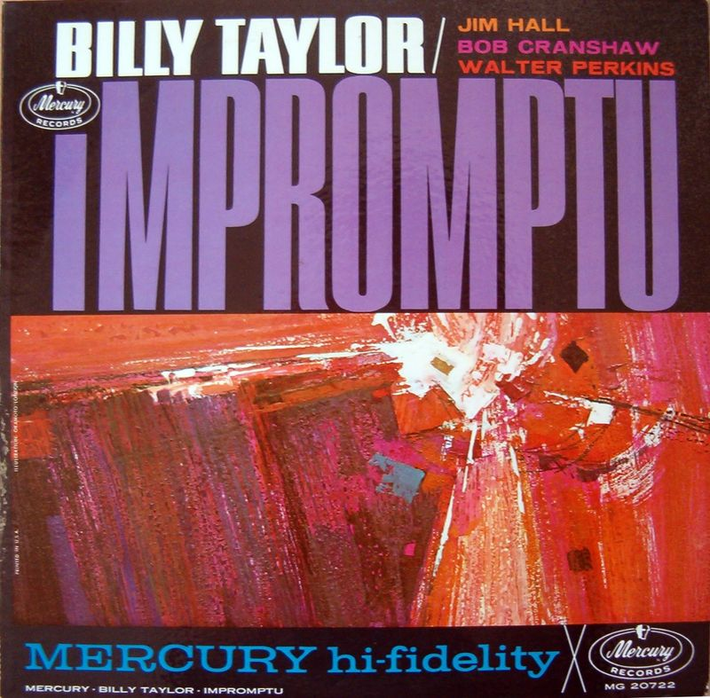 Billy Taylor Trio I Wish I Knew How It Would Feel To Be Free
