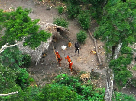 uncontacted
