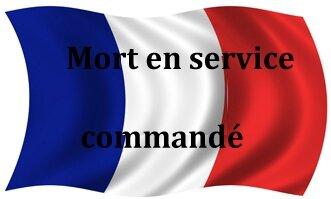 Mort en service commandé