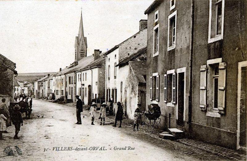 Rue de Margny