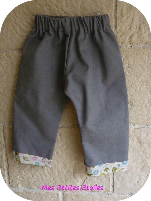 Pantalon Jeanne 1