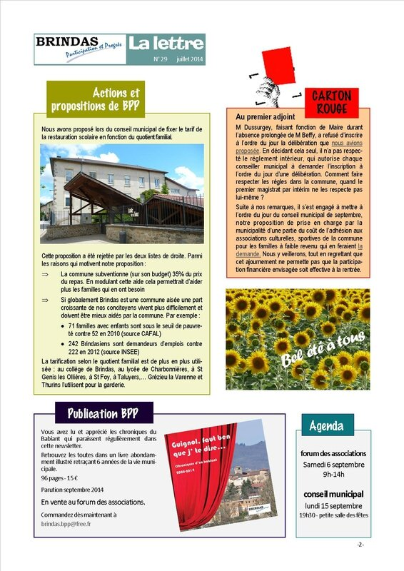 NEWSLETTER 29 MAQ 01v