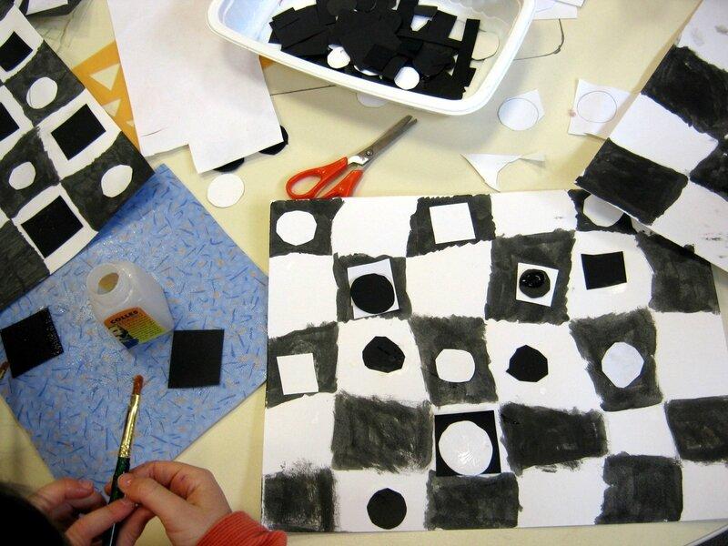 184_Noir et blanc_Vasarely noir et blanc (8)
