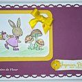 Carte de pâques n°4