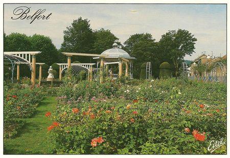 CPM Belfort La Roseraie vers 1996