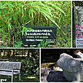 Une carte postale des jardins du loriot