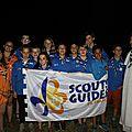 Des nouvelles du camp des scouts et guides