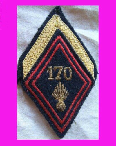170e RI losange de bras de sergent appelé
