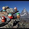 South Park Photo Project, Devant le Cervin