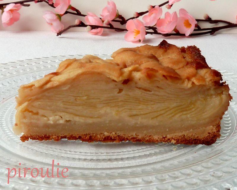 ... très fruité : Bolzano apple cake - Pâtisseries et gourmandises
