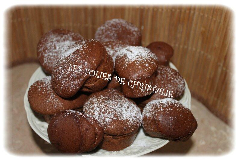Muffins chocolat 10