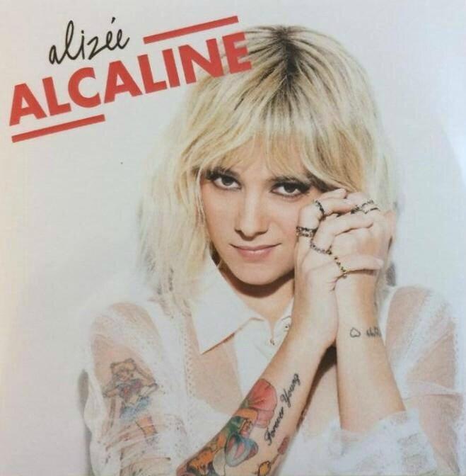 «Alcaline» le nouveau single d'Alizée avec @ObispoPascal