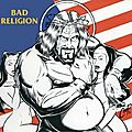 This week's music video - bad religion, american jesus