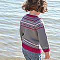 Cardigan  la mer....