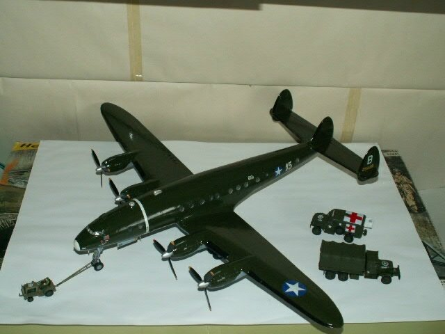 LOCKHEED C-69 CONSTELLATION (1)