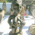 Statue YAROUBA-Nigéria (Maternité)