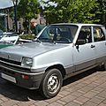 Renault 5 gtl carrosserie 5 portes