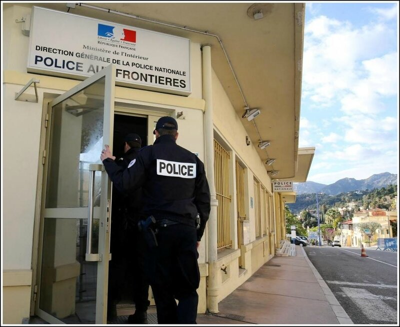 Police PAF Alpes-Maritimes