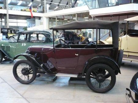 DIXI type DA-1 1928 Bruxelles Autoworld (2)