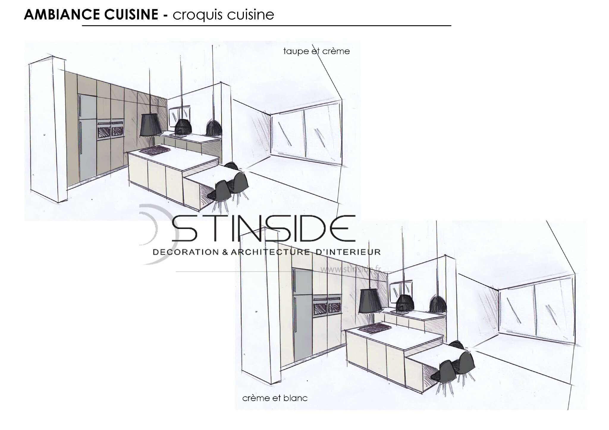 phase aps 2014 projets salon chemin e cuisine stinside architecture d 39 int rieur. Black Bedroom Furniture Sets. Home Design Ideas