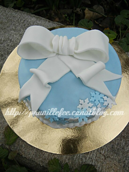 winter cake prunillefee